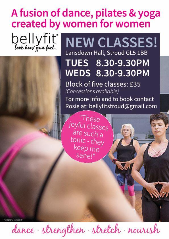 Bellyfit class