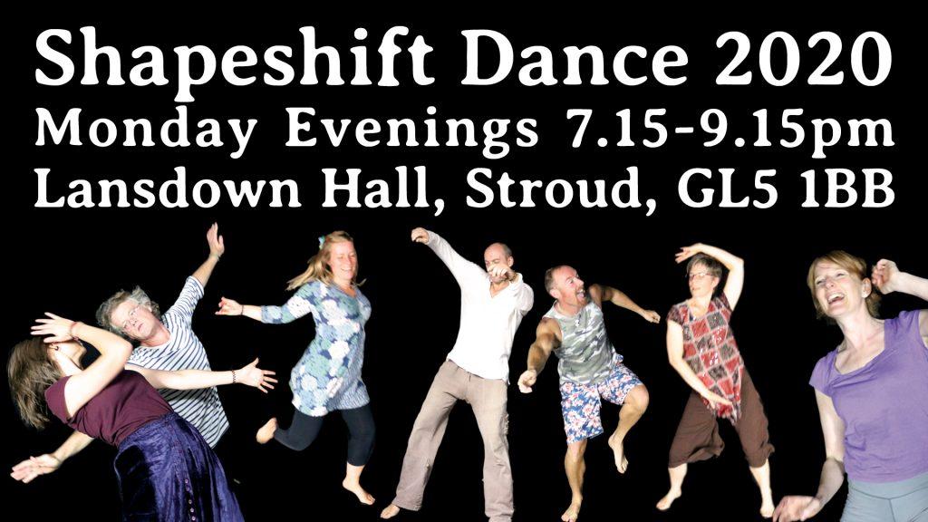 shapeshift dance