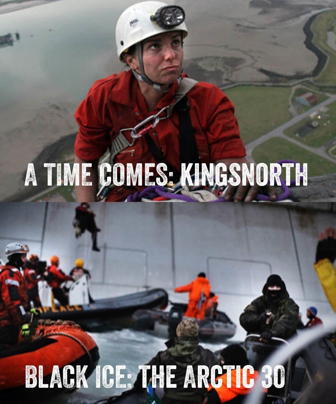 Greenpeace films