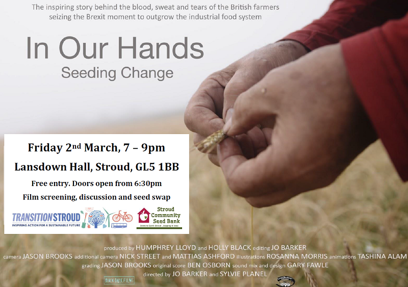 in our hands film night