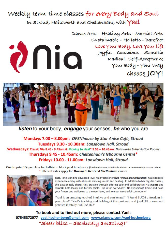 Ni dance new term